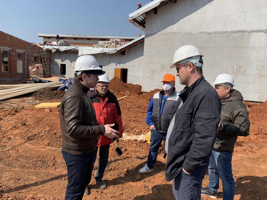 генеральный подрядчик строительная компания белгород